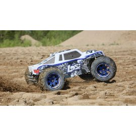 LOS LST 3XL-E: 1/8th 4wd Monster Truck RTR