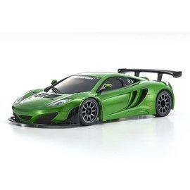 Kyosho MZP226MG-B ASC MR-03W-MM McLaren 12C GT3 2013 Synergy Green