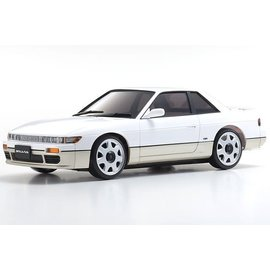 Kyosho ASC MA-020 NISSAN SILVIA S13 Warm White Two-Tone