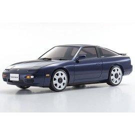 Kyosho ASC MA-020 NISSAN 180SX Dark Blue