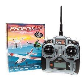SPEKTRUM Phoenix R/C SIM V5.5 w/DX6i