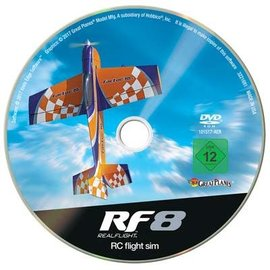 Hobbico Realflight RF-8 Software Only