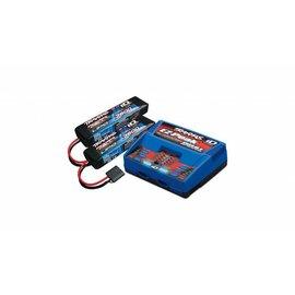 Traxxas Traxxas ‑ 2S 7600Mah Completer Pack: (2) 7.4V 7600Mah Lipo...