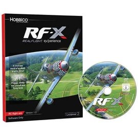 REALFIGHT RF-X SOFTWARE ONLY
