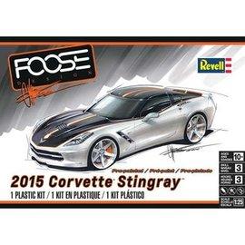 RMX REVELL 2015 CORVETTE STINGRAY