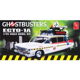 AMT 1/25 Ghostbuster Ecto-1