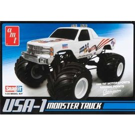 AMT USA-1 MONSTER TRUCK MODEL