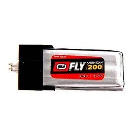 EFL 200mAh 1S 3.7V 30C LiPo Battery