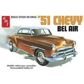 AMT AMT862/12 1/25 '51 Chevy Bel Air