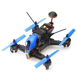Walkera F210-3D FPV Racing Quad, W/ Devo 7, VTX, Camera, OSD,