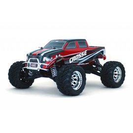 Crosse Brushless 1/10 4WD Monster Truck, Ready To Run, No Battery or Charger