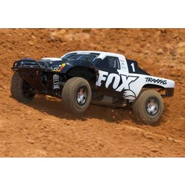68086-24 Slash 4X4: 1/10 Scale 4WD Electric Short Course Truck with TQi Traxxas Link Enabled 2.4GHz Radio System, On-Board Audio, & Traxxas Stability Management (TSM)