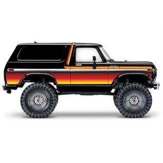 Traxxas Bronco TRX-4 Red -Sun