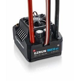 Hobbywing EZRUN MAX10 SCT ESC, Sensorless Brushless 1/10 SCT.