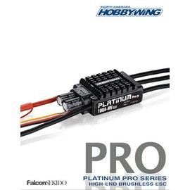 Hobbywing Platinum V3 100A-HV ESC