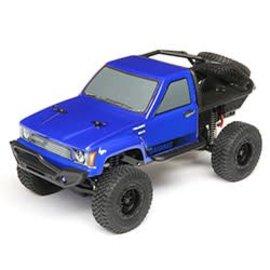 Barrage, Blue: 1/24 4WD RTR