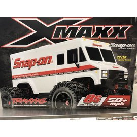 Snap-On Edition Xmaxx Raffle