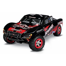 Traxxas Slash: 1/16-Scale Pro 4WD Short Course Racing Truck with TQ 2.4GHz radio