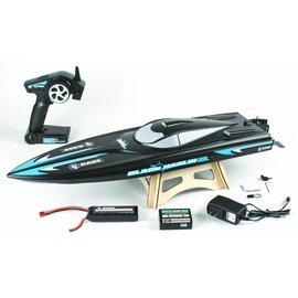Rage R/C Rage RC Black Marlin Brushless RTR Boat