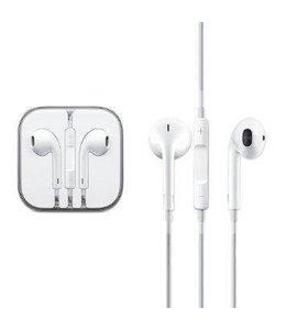 Ecouteur Lightning avec telecommande et micro pour Apple iPhone/iPod (Original)