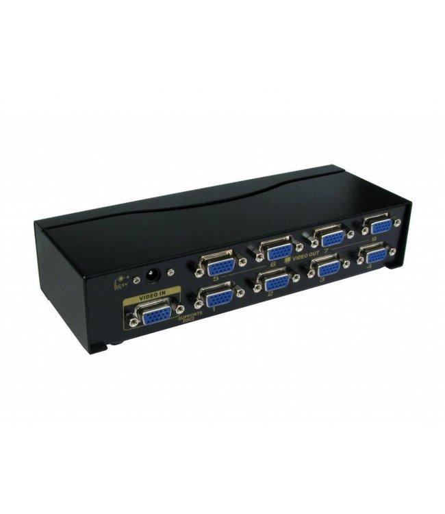 8 ports VGA Splitter