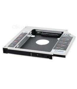Caddy baie optique pour disque dur 2.5 12.7mm pour lenovo Thinkpad série T