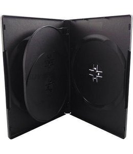 Case CD/DVD 10 slot