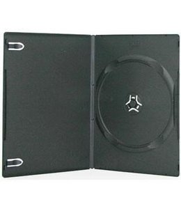Case CD/DVD Single Slim 5PK
