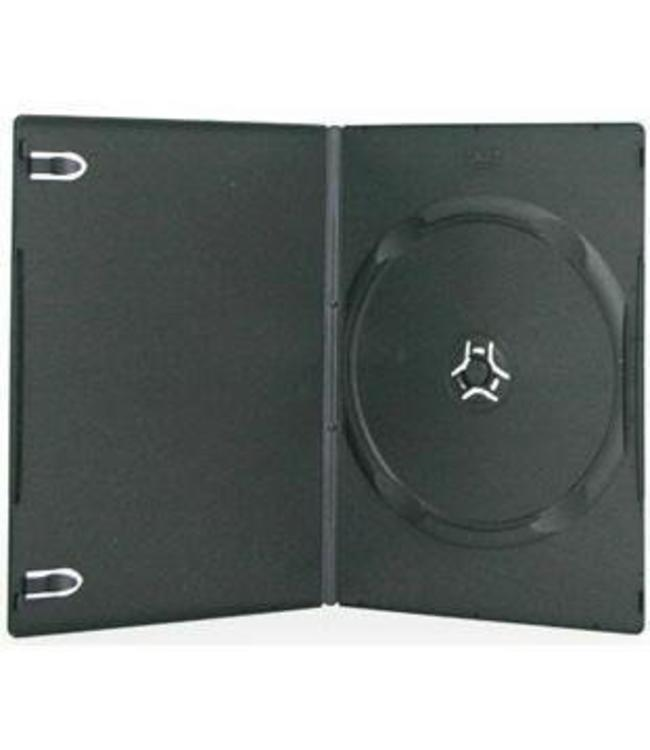 Case CD/DVD Single Slim 5PK