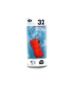 Clé USB 32 Go LaCie Rugged - USB 3.0