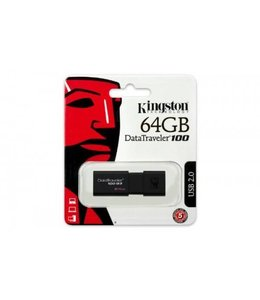 Clé USB 3.0 64 Go Kingston DataTraveler 100
