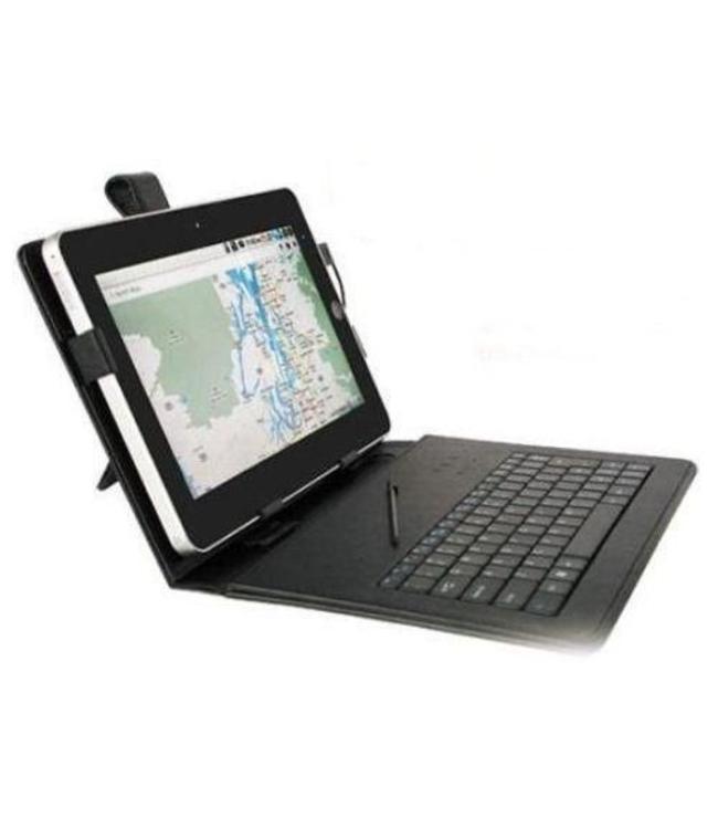 Etui Pour Tablette 10 Pouce avec Clavier Micro USB