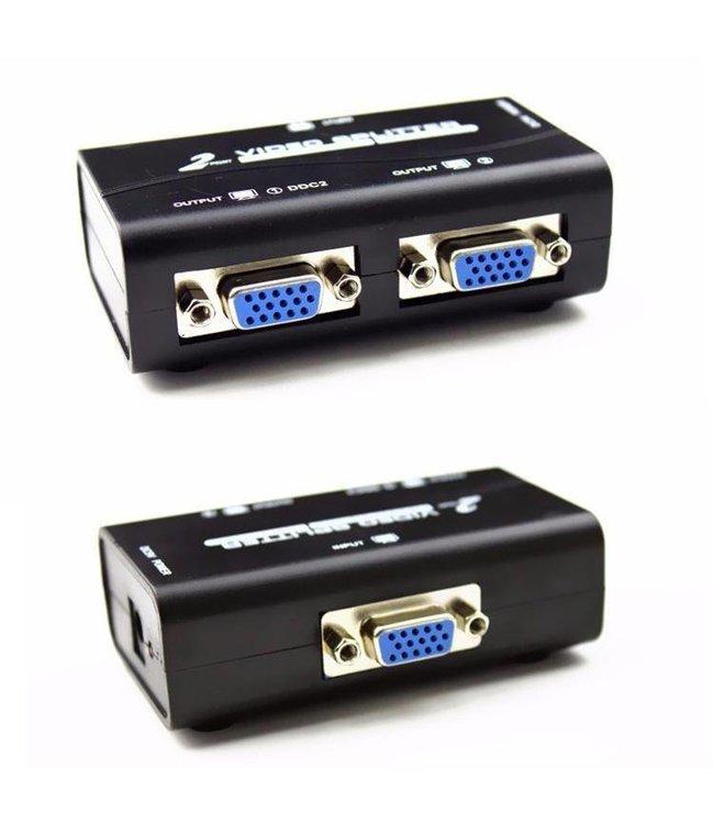 2 ports VGA Splitter