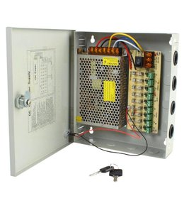 9 Channel 10A Power Box DC 12
