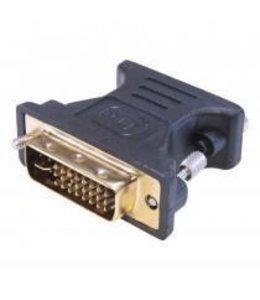 Adaptateur 3 Pouces DVI-I /M à VGA /F