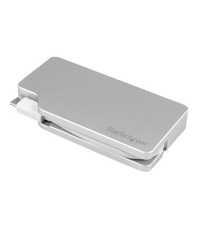 Adaptateur Audio/Video de voyage 4 en 1 USB-C - 4K
