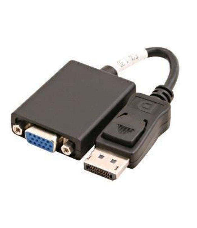 Adaptateur DisplayPort a VGA