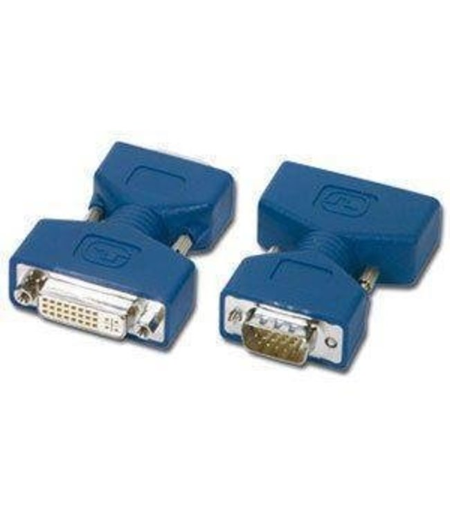 Adaptateur DVI-I /F à VGA /M