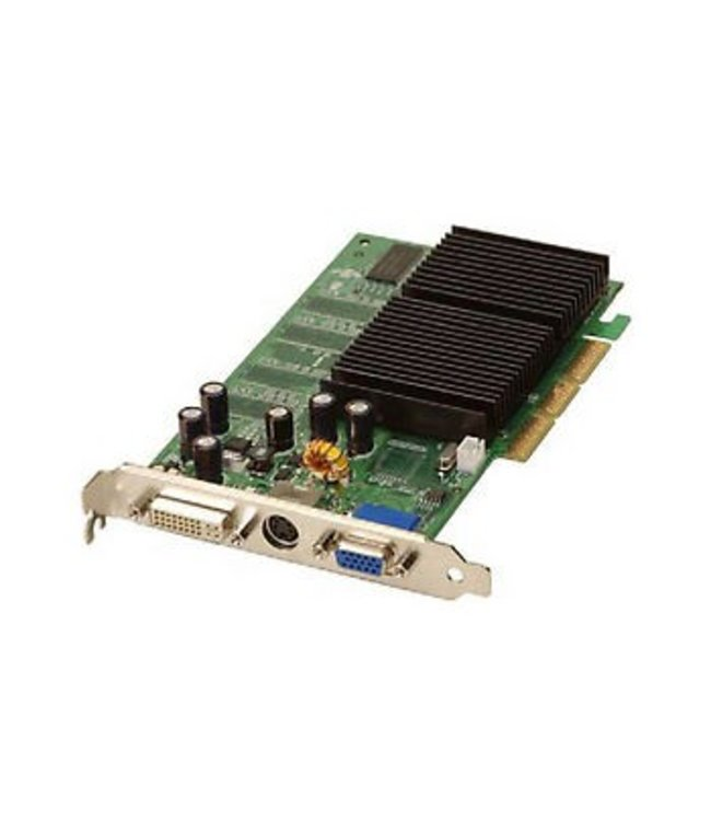 Carte Graphique Nvidia FX 5200 64Mb usagee