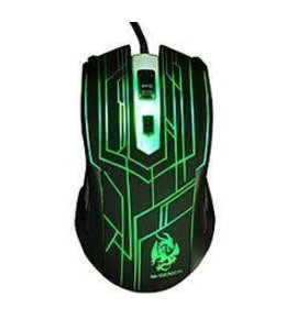 Souris USB Bocky Free Wolf LED