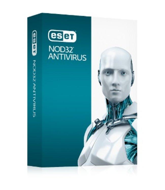 Anti-Virus NOD32 2 ans pour 1 utilisateur (OEM)
