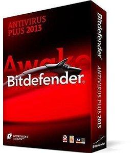 Antivirus Awake Bitdefender 2013 1 Year for 3 Users