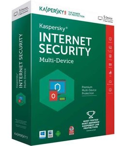 Kaspersky Internet Security 5 PC / 1 An