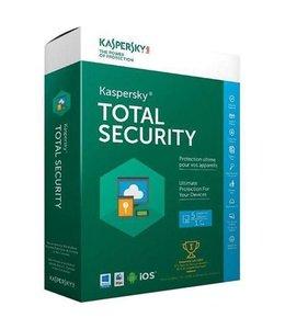 Kaspersky Total Security 1 Years 5 Users
