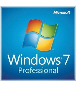 Microsoft Windows 7 Pro Anglais OEI