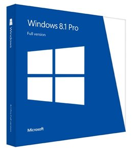 Microsoft Windows 8.1 PRO English OEI