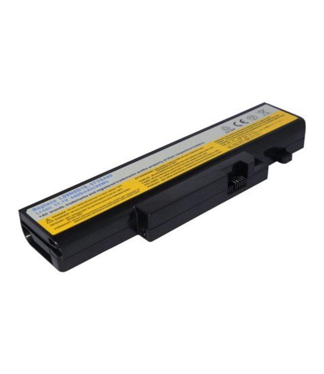Ensemble de batterie et chargeur pour Lenovo Y460