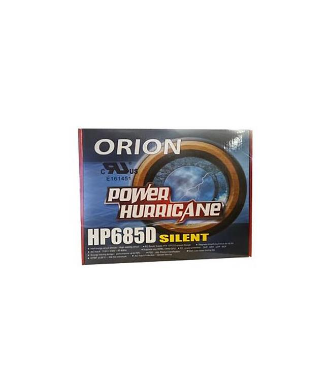 Boitier d'alimentation Orion Silent 685W