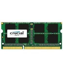 Memoire Crucial 4Go DDR3 1066 Sodim 1.5v CL7