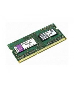 Memoire Kingston KVR13S9S8 DDR3 4 Go PC3-10600 SODIMM
